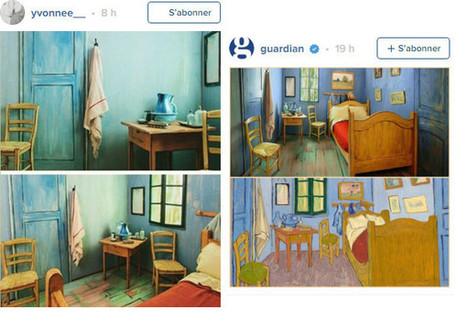 AirBnb : un musée de Chicago met la chambre peinte par Van Gogh à Arles en location   Tourisme culturel news   Scoop.it