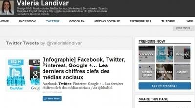 Outils pour prolonger la durée de vie de vos tweets | Les News Du Web Marketing | Scoop.it