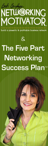 The Networking Motivator (tm) and the Five Part Networking Success Plan (tm)   Chambers, Chamber Members, and Social Media   Scoop.it