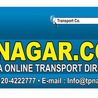 TP Nagar, Transport Nagar, A Yellow Page Directory of Transport Services