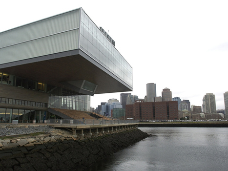 Boston's Art Museums Offer Free Admission To Provide A 'Place Of Respite' - NPR (blog) | Contemporary Art hh | Scoop.it