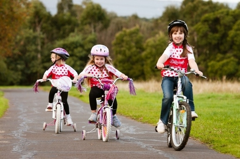 How Cycling Plays An Important Role In Childhood Development | Healthy Marriage Links and Clips | Scoop.it
