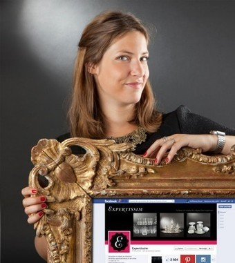 Le marché de l'art sur le web : une communication numérique efficace | Projet | Scoop.it