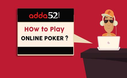 How to Play Online Poker | Gideond Favorite Links | Scoop.it