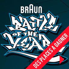 Des places à gagner pour Braun Battle of the Year 2012 à l'Arena   Rap , RNB , culture urbaine et buzz   Scoop.it