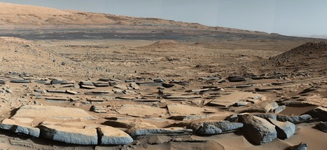 NASA's Curiosity Rover Confirms Ancient Lakes on Mars | Amazing Science | Scoop.it