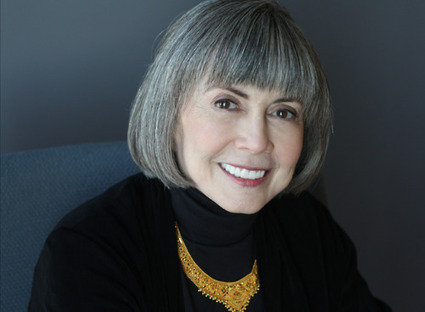 Anne Rice: Interview With the Vampire Writer | Young Adult Author Tweets ...