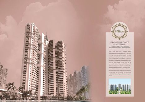 Albaria, Supertech | Residential Projects | Scoop.it