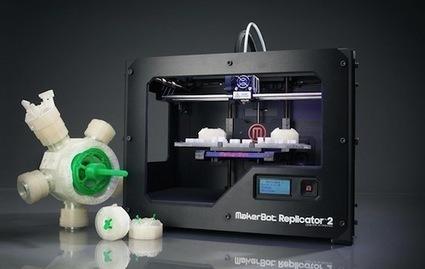 Imprimantes 3D : un marché en plein essor | Imprimantes 3D | Scoop.it