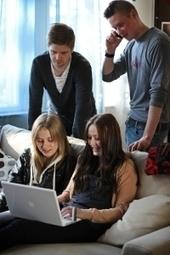Ajankohtaisia tutkimuksia nuorten netin käytöstä | Opetusteknologia | Scoop.it