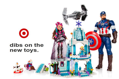 Buying your kid's favorite toys could be amazing with target | Best Bargain | Scoop.it