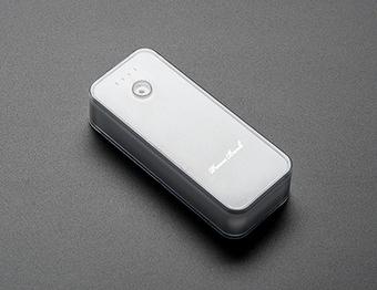 USB Battery Pack for Raspberry Pi - 4400mAh - 5V @ 1A ID: 1565 - $24.95 : Adafruit Industries, Unique & fun DIY electronics and kits | Raspberry Pi | Scoop.it