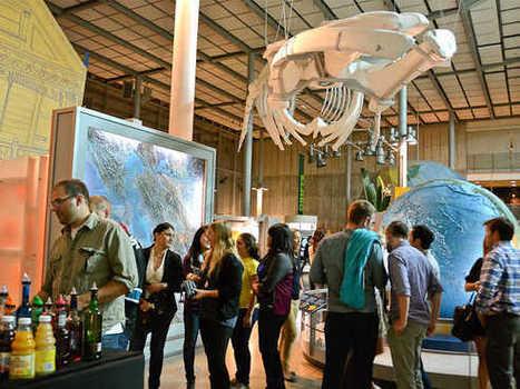 San Francisco : les jeudis apéro de l'Académie des Sciences | Scientific heritage | Scoop.it