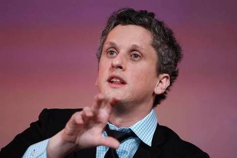 Aaron Levie Charts the Direction of the Cloud | L'Univers du Cloud Computing dans le Monde et Ailleurs | Scoop.it