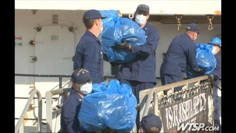 Coast Guard unloads $45 million in seized cocaine in St. Petersburg, Florida | The Billy Pulpit | Scoop.it
