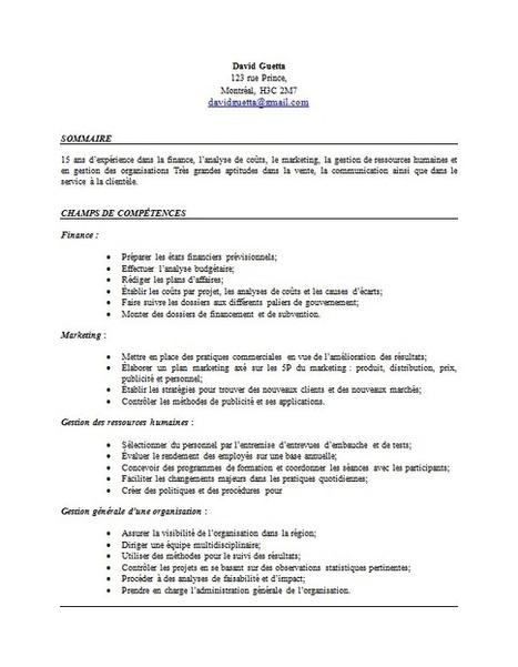Le CV par compétences un fléau à enrayer! | Libre Emploi | Scoop.it