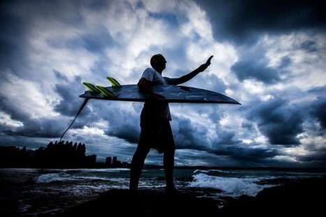 3D-printed surfboard fins shape the future of customized rides | Chasing the Future | Scoop.it