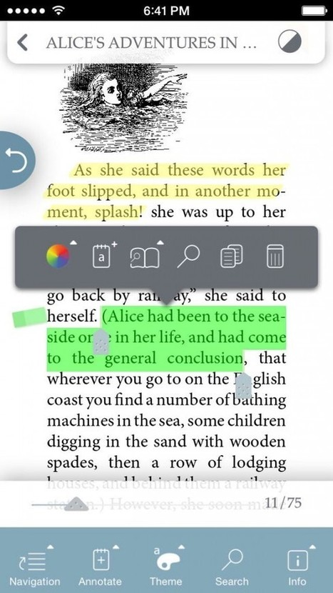 Feature-rich e-reading app Mantano goes 2.0 with support for ePub 3 format and more -- AppAdvice | e-books, e-reading, e-publishing: Lesen, Schreiben, Veröffentlichen im Social Web | Scoop.it