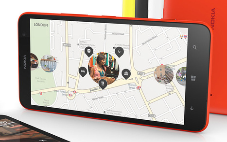 Nokia's Here snaps up analytics tech to advance mapping, navigation features - Tech Times | Location Is Everywhere | Scoop.it