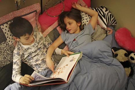 C'est désormais prouvé, faire la lecture aux enfants change leur cerveau | Library & Information Science | Scoop.it