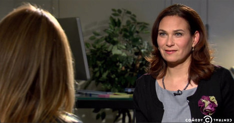 Ilyse Hogue on The Daily Show: Reproductive Health Care Hypocrisy   Writing mag   Scoop.it