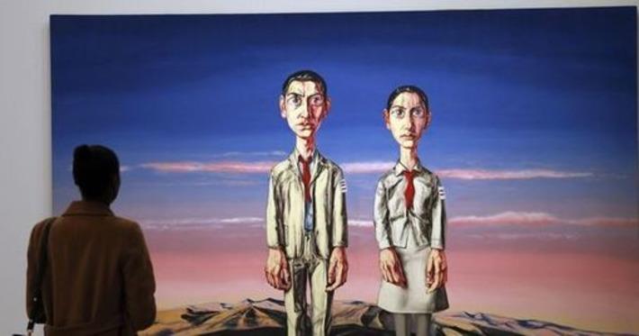 Le marché mondial de l'art affiche une santé insolente   Le Monde   À la une   Scoop.it