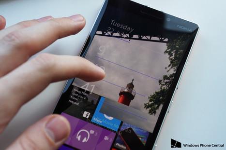 Animated LockScreen Preview lets you test drive Windows Phone 8.1 lockscreen apps | Pocketpt.net | Scoop.it