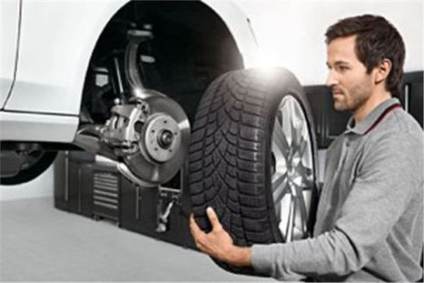 Audi's Winter Tyre Packages Start at Just £325 | Motoring News ... | One Stop Wheel Shop | Scoop.it