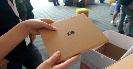 Why does Google care about cardboard?  You may be surprised. | An Eye on New Media | Scoop.it