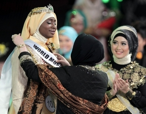 Miss World Muslimah 2013 - Miss Nigeria crowned winner in Muslim pageant | Community Village Daily | Scoop.it