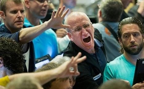 L'effondrement s'accélère, la panique mondiale monte en même temps qu'éclatent des bulles historiques | Antibanque | Scoop.it