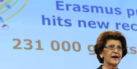 Le programme Erasmus va être en partie financé par des prêts étudiants | L'enseignement dans tous ses états. | Scoop.it