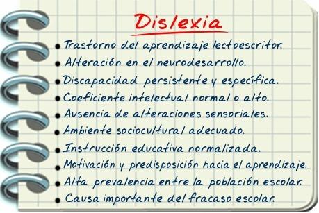 ¿Qué es la dislexia? Definición   La Dislexia   Trastorns d'aprenentatge   Scoop.it