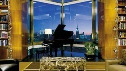 Ty Warner Penthouse, Most Expensive Suite in the U.S | E For Extravagant | EForExtravagant | Scoop.it