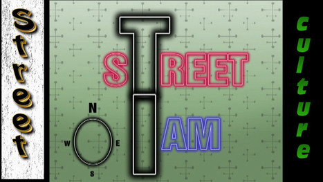 World Street Art sampler from Artsnapper | Street I AmStreet I Am | Best Urban Art | Scoop.it