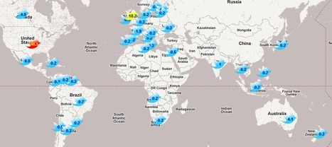 Tweepsmap.com | Geography Education | Scoop.it