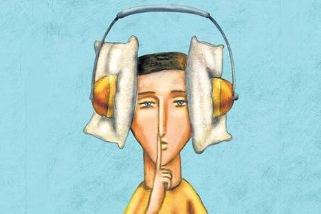 Un peu de silence ! | DESARTSONNANTS - CRÉATION SONORE ET ENVIRONNEMENT - ENVIRONMENTAL SOUND ART - PAYSAGES ET ECOLOGIE SONORE | Scoop.it