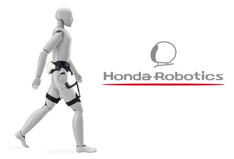 Honda to start leasing Walk Assist device in November | AI, NBI, Robotics & Cybernetics & Android Stuff | Scoop.it