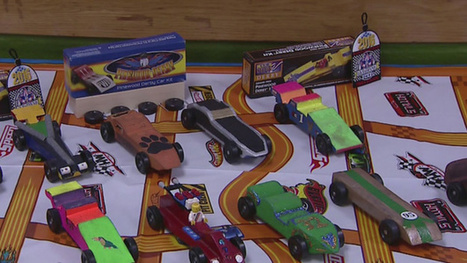 Pinewood Derby National Championships Pull Into Times Square   Boy Scouts of America   Scoop.it