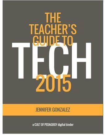 """The Teacher's Guide To Tech"" Looks Great! | edu-trip | Scoop.it"