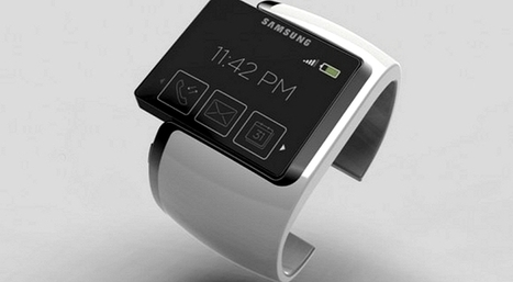iWatch and Galaxy Gear set to bring smartwatch shipments to 36 million a year ... - ITProPortal   Smartwatches   Scoop.it