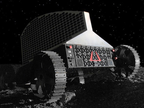 Moon Rover Teams Gear Up for $6 Million X Prize Purse - IEEE Spectrum | leapmind | Scoop.it
