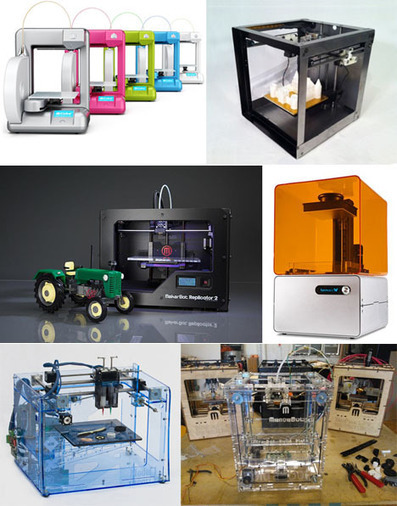 A Database of 120 Different 3D Printers, With Prices & Stats - Core77 | Tech ideas in classroom | Scoop.it
