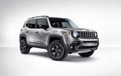 Jeep Unveils the Renegade Hard Steel Concept Car - SpeedLux | Technology | Scoop.it