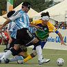 Futebol para deficientes
