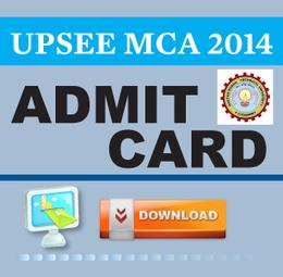 UPTU-UPSEE MCA 2014 Admit Card- Download here | Marketing Tips | Scoop.it