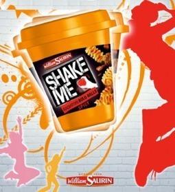 William Saurin lance Shake Me pour réveiller le marché des plats cuisinés   MKT-stmg   Scoop.it