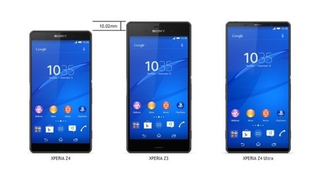 Extraordinary Sony Xperia Z4 | Get the Latest and Upcoming Mobile Phone Prices in Pakistan | Scoop.it