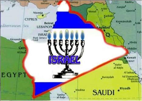 ISRAEL está detrás de la Guerra en SIRIA - ¡¡ No es por el Gas, sino por el Gran Israel, estúpidos!! | La R-Evolución de ARMAK | Scoop.it
