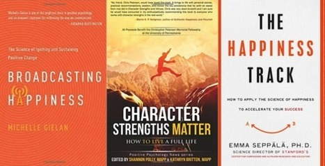 5 essential brand-new & upcoming Books on Positive Psychology | positive psychology | Scoop.it